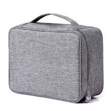 Прямая поставка, дорожная Водонепроницаемая электронная сумка-Органайзер, большая емкость, цифровая сумка, дорожные аксессуары, VIP Link