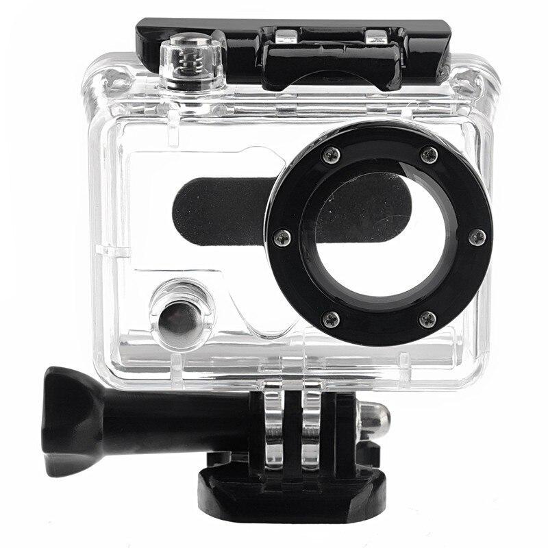 Go pro Hero 2 accessorie Waterproof Underwater Housing Case Protective Box for Gopro Hero 2 1 Action camera GP32