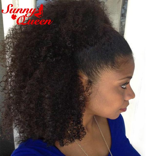 Grampo em Extensões Do Cabelo Humano Brasileiro Afro Kinky Curly Grampo em Extensões Do Cabelo Grampo em Extensões Do Cabelo Humano Americano Africano