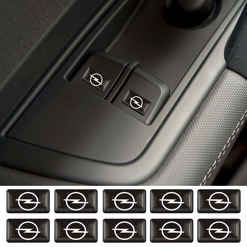 Kaufen Billig 10 Stück Auto Aufkleber Dekoration Emblem Für