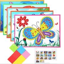 Mozaiková dětská hra – více variant