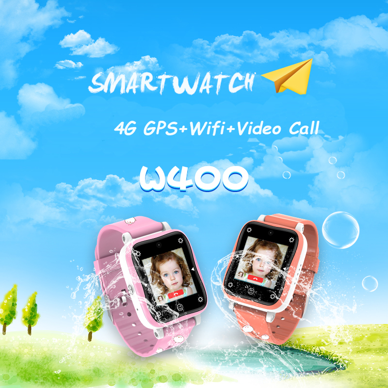 2018 4G GPS WIFI Children Smart Watch Real Waterproof Touch Screen Kids Watch Support SIM Card SOS Call Baby Wristwatch цена