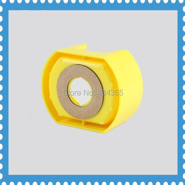 10pcs 22MM yellow plastic emergency stop push button switch protective cover guard in Switches from Lights Lighting