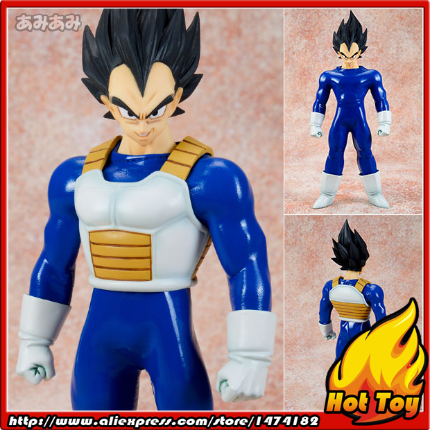 100% Original MegaHouse Dimension of DRAGONBALL D.O.D Complete Action Figure - Vegeta from Dragon Ball Z prettyangel genuine megahouse dimension of dragon ball dod bulma pvc action figure