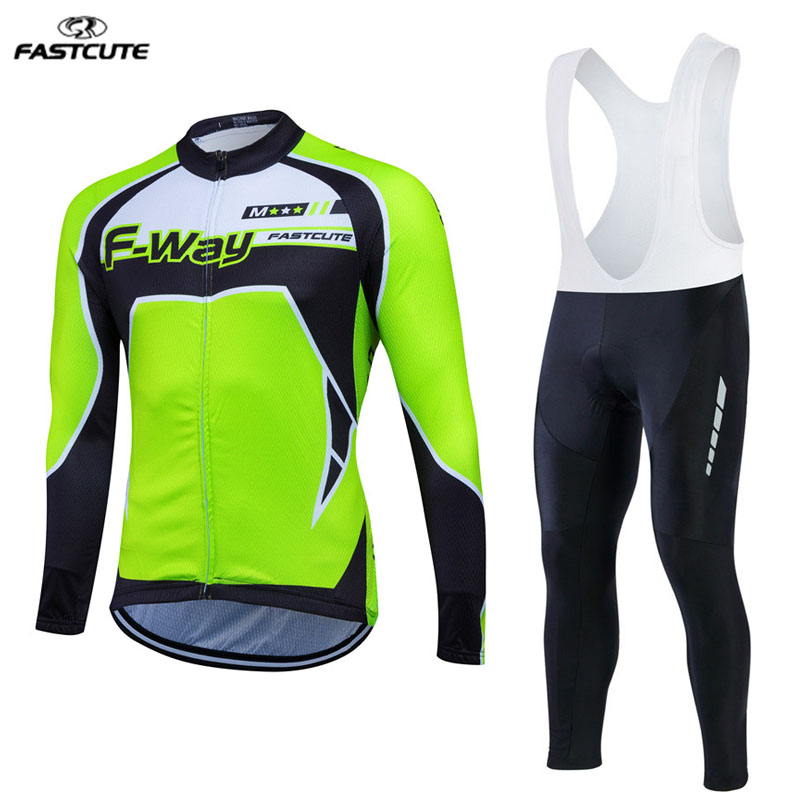 SUREA Green Cycling Clothing Long sleeve Autumn Mens Cycling jerseys Professional Bicycle Sportswear Ropa Ciclismo For MTBSUREA Green Cycling Clothing Long sleeve Autumn Mens Cycling jerseys Professional Bicycle Sportswear Ropa Ciclismo For MTB