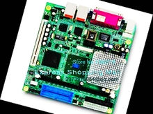 IPOX IP-4GMS6H ITX motherboard dual NIC soft router firewall industrial plate