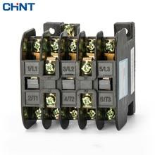 CHINT AC contactor CJT1-10 36V 110V 127V 220V 380V CDC10-10 cjt1 60a ac contactor 24v 380v with 85