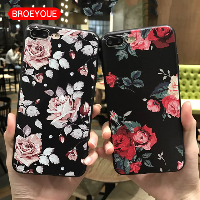 BROEYOUE Case For Samsung J5 J7 2017 J5 J3 2016 A7 A5 2017 A3 2016 J5 J2 Prime S7 Edge S8 Plus Note 8 3 4 Cases Relief TPU Cover