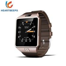 Продажа Qw09 Смарт часы Android 4.4 MTK6572 1.2 ГГц Встроенная память 4 ГБ Оперативная память 512 М SmartWatch для IOS/Android часы телефон