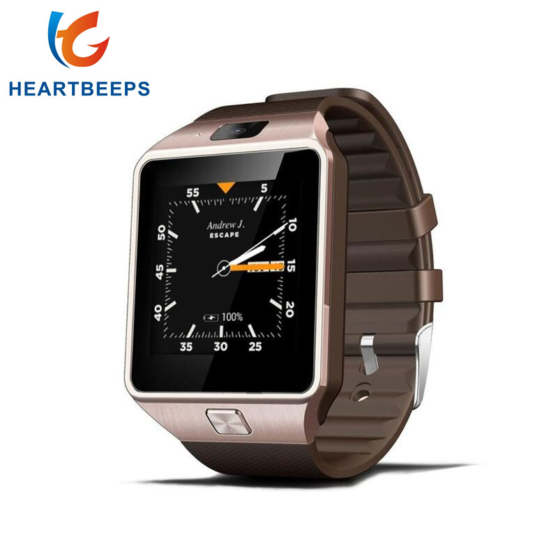 Galleria fotografica QW09 Smart Watch Clock Android 4.4 MTK6572 1.2GHz ROM 4GB RAM 512M <font><b>Smartwatch</b></font> For IOS/Android Watch Phone