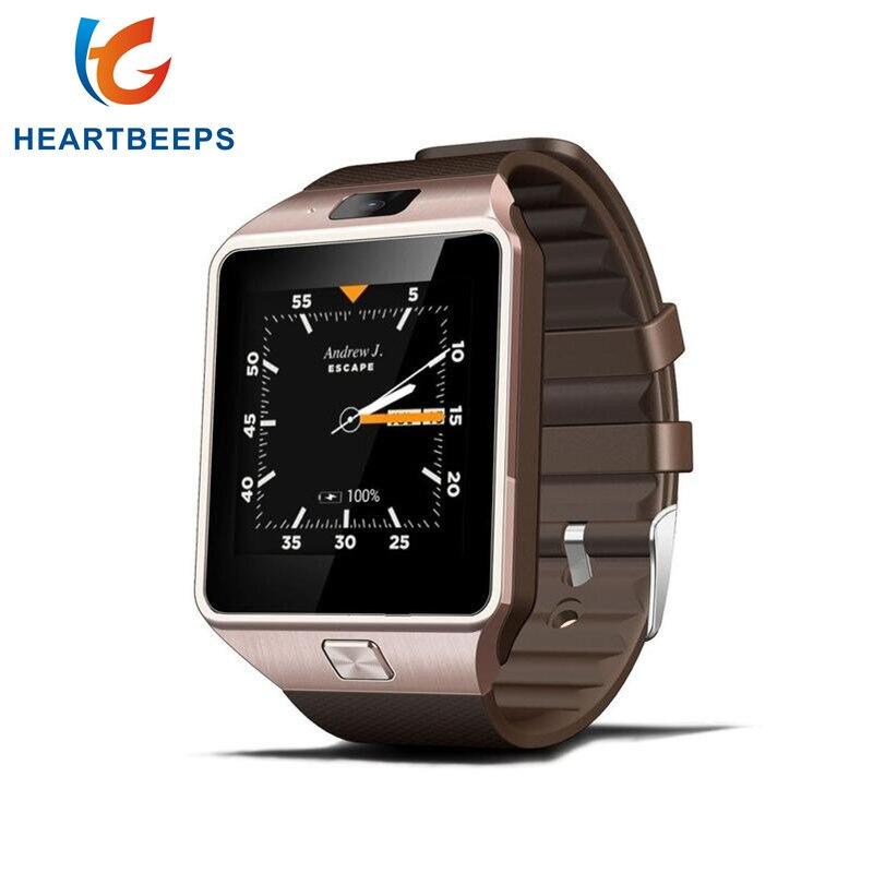 QW09 reloj inteligente Android 4,4 MTK6572 1,2 GHz ROM 4 GB RAM 512 m Smartwatch para IOS/Android reloj teléfono