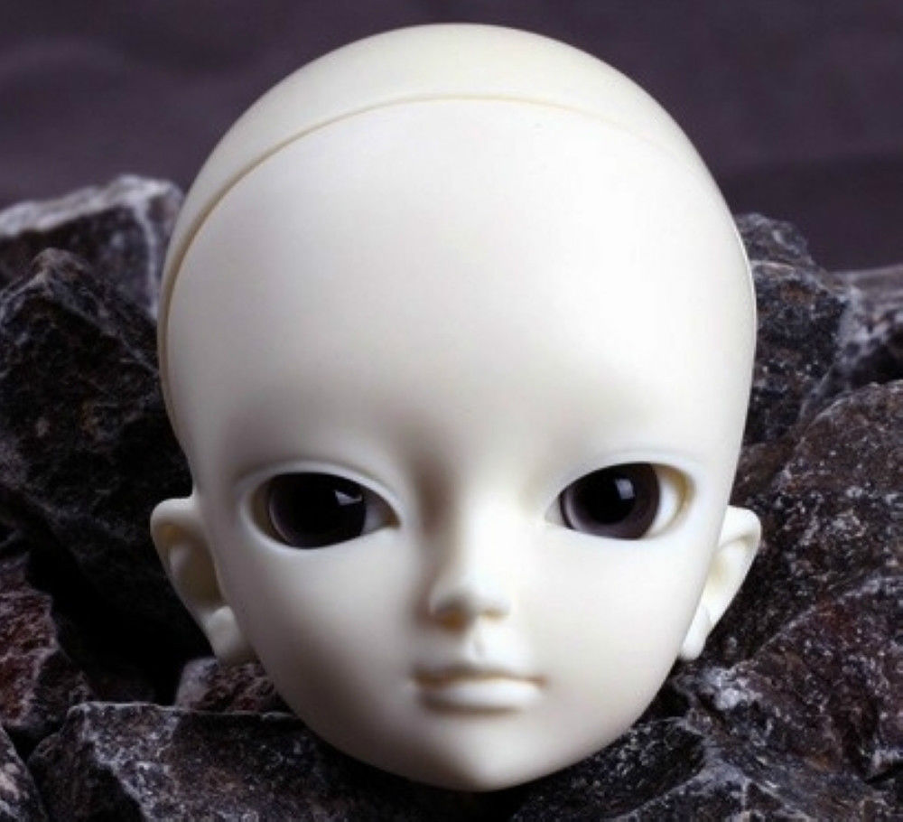 [wamami] AOD 1/6 BJD Dollfie Girl Doll Parts Single Head (Not Include Make-up)~Mi MI 1 3rd 65cm bjd nude doll bianca bjd sd doll girl include face up not include clothes wig shoes and other access