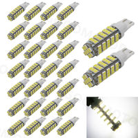 50Pcs High Quality Wholesale 68LED 68smd 1206 68 SMD LED T10 Car W5W 194 927 161