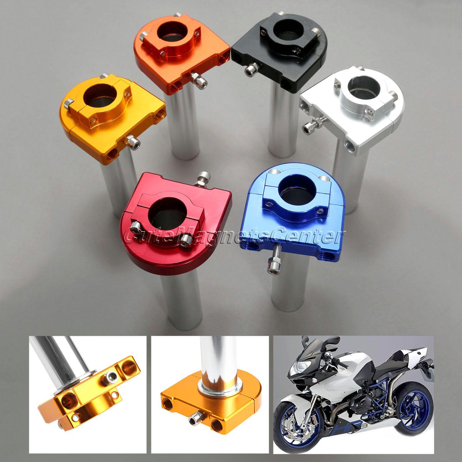 Grip Universal CNC Aluminium 7/8 tums 22mm Handtag Handtag Spjälltångsstyrning Kontroll för HONDA SPORT Motocross DIRT SCOOTER