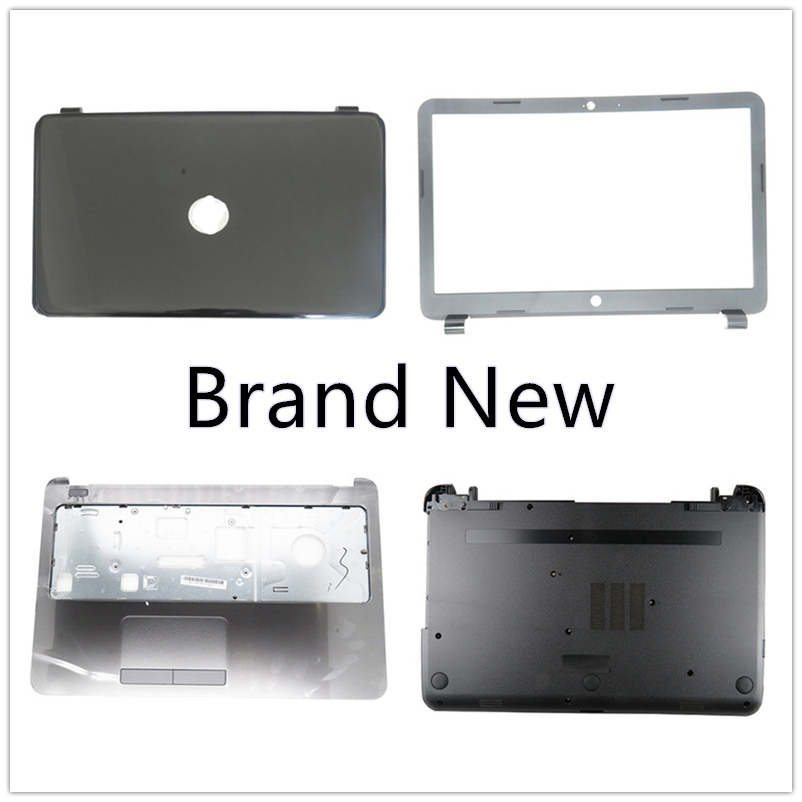Brand New Laptop <font><b>Case</b></font> <font><b>Cover</b></font> For <font><b>HP</b></font> 15-G001XX G010DX <font><b>250</b></font> <font><b>G3</b></font> 255 <font><b>G3</b></font> 15-R221TX <font><b>Top</b></font> <font><b>Cover</b></font> /LCD Bezel/Palmrest/Bottom Base <font><b>Cover</b></font> <font><b>Case</b></font> image