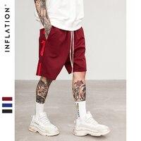 INFLATON Side Stripe Fashion Shorts Summer Men Shorts Men Shorts Summer Men Short Sweatpants Mens Women