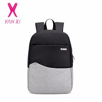 YANXI Factory Outlet Backpack Laptop Up To 15 6 Charger USB Port Computer Men S Waterproof