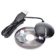 Бесплатная доставка 2 шт./лот BU 353S4/BU353 GPS приемник GlobalSat Кабель GPS с USB интерфейсом SiRF Star IV 100% Новый оригинальный
