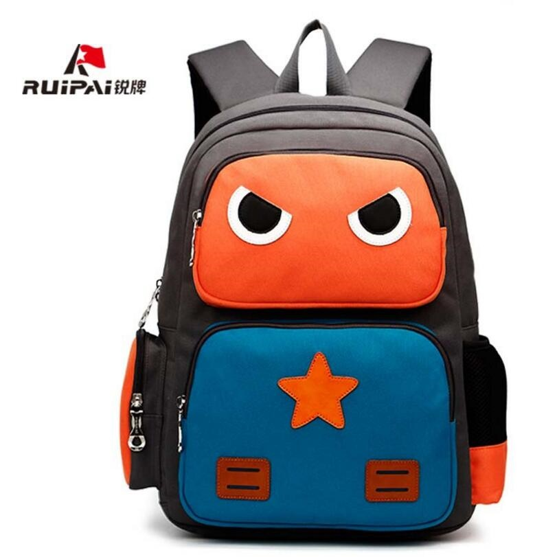 New Fashion Cartoon Children font b Backpacks b font font b Kids b font School Bags