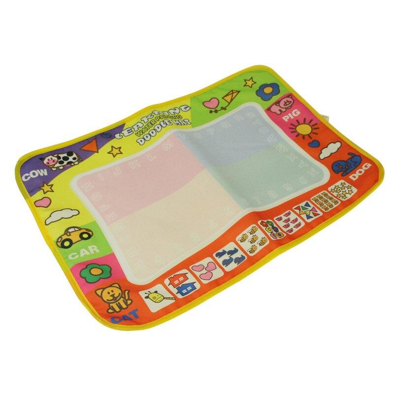 New-Aqua-Doodle-Childrens-Drawing-Toys-Mat-Magic-Pen-Educational-Toy-1-Mat-2-Water-Drawing-Pens-455-x-29cm-Free-Shipping-Vee-4