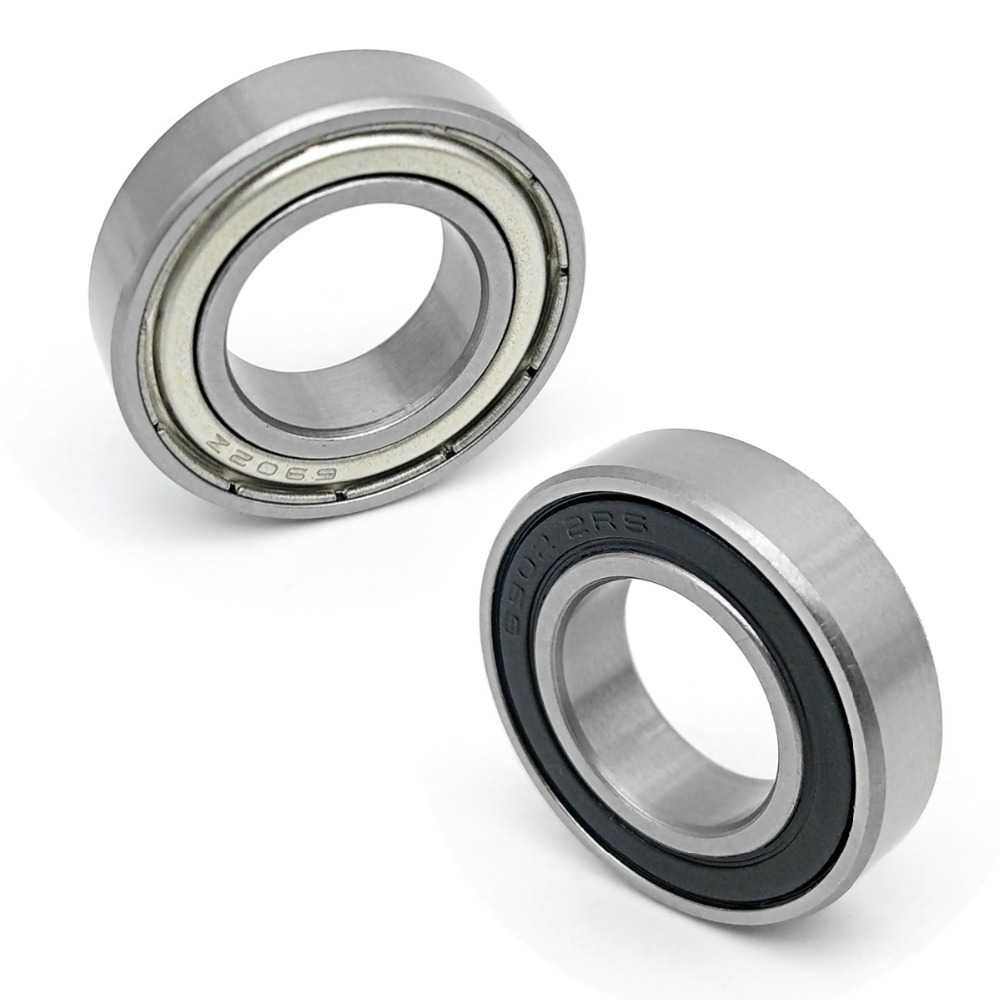1PCS DALUO <font><b>Bearing</b></font> 6902ZZ <font><b>6902</b></font>-<font><b>2RS</b></font> 15X28X7 <font><b>6902</b></font> 6902Z 6902RS ABEC-1 Single Row Deep Groove Ball <font><b>Bearings</b></font> Metric image