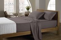 100 Egyptian Cotton 800 TC Australia Style Bedding Set King Queen Size White Blue Color 4