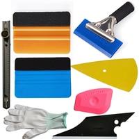 Vinyl Film Installing Tool Sets Car Wrap & Tint Tools kits ,Squeegee Knife&Blade AT020+5CN017