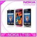 LT18I Оригинал Sony Ericsson Xperia Arc S LT18i Сотовый Телефон 3 Г Android 2.3 WI-FI A-GPS 4.2 Сенсорный Экран 8MP Камера Восстановленное