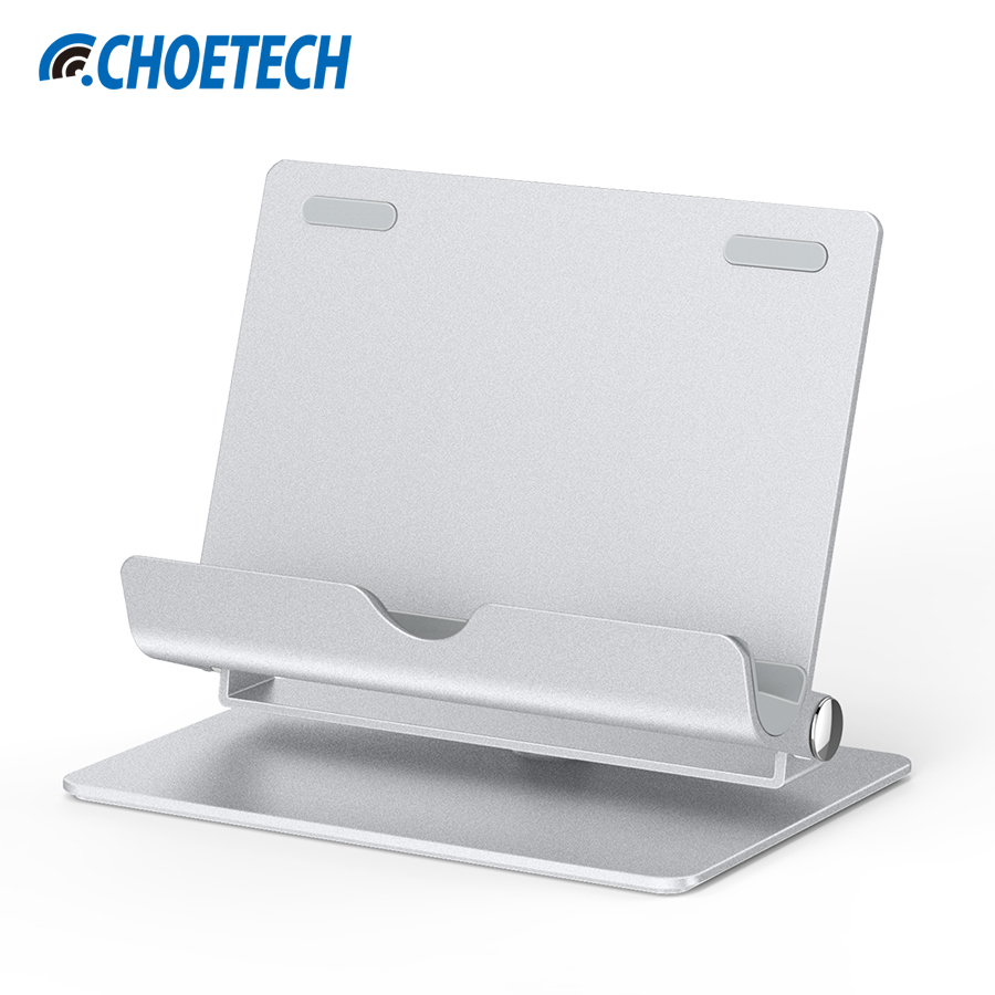 CHOETECH Universal Desk Phone Holder Stand for iPhone 7 Adjustable Desk Mobile Phone Stand Mount for Sumsung S8 Plus For Tablet