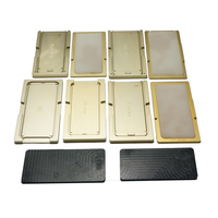 Aluminium Mould Laminator Metal Mold Jig Frame Align And Oca Laminate Mould For Samsung Front Glass