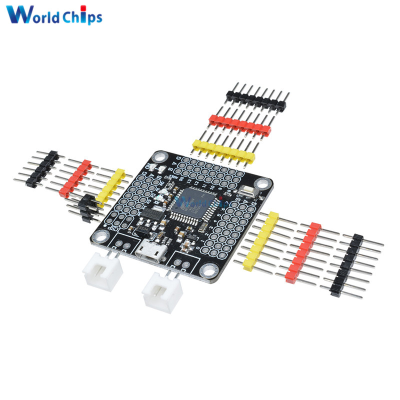 US $4 17 16% OFF|Strong Series Pro Micro ATMEGA32U4 AU 5V Micro Digital  Powerful For Arduino UNO R3 Board Microcontroller Module MicroUSB DIY  KIT-in
