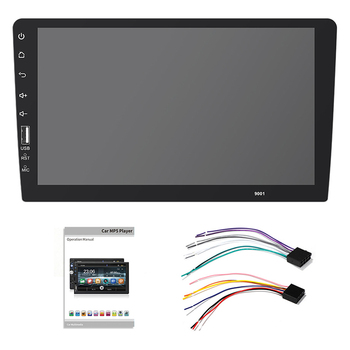 JABS 2 Din Car Radio 9 Inch Full Press Mirror Link Car Stereo Player Car Multimedia Player Mp5 Bluetooth Usb Auto-Radio