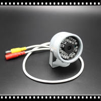 1 4Cmos 1200TVL Hd Mini Cctv Camera Outdoor Waterproof 24Led Night Vision Small Video Monitoring Security