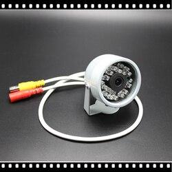 1/4Cmos 1200TVL Hd Mini Cctv Camera Outdoor Waterproof 24Led Night Vision Small Video monitoring security