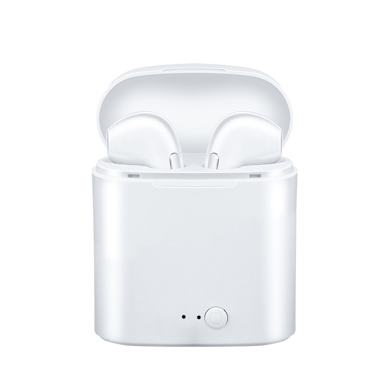 i7s TWS Air Pods Bluetooth Earphone Sports Gaming Headset i7S TWS Ear pods Wireless Stereo Earpiece