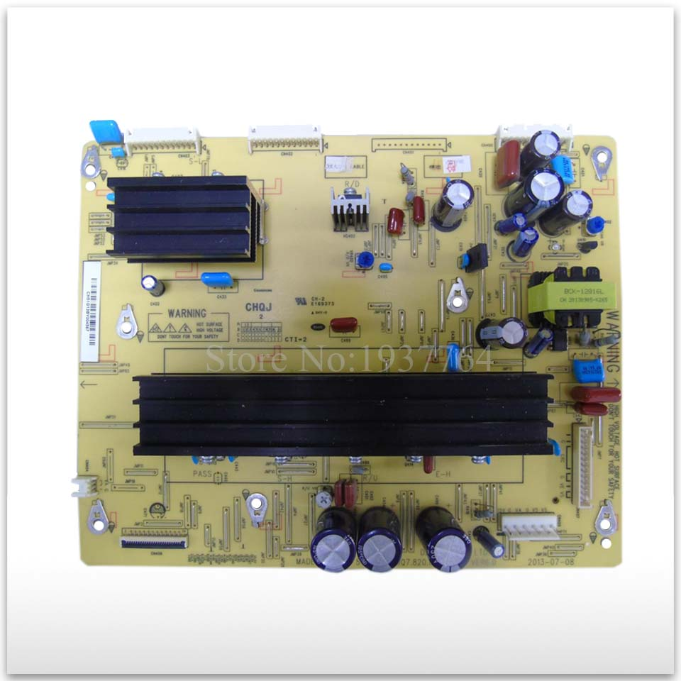 original used second-hand for 3D51C2080/C2000/2280 JUQ7.820.00064499 power supply board original supply 3138 158 64202 me5p 23 3138 6254 3 used disassemble