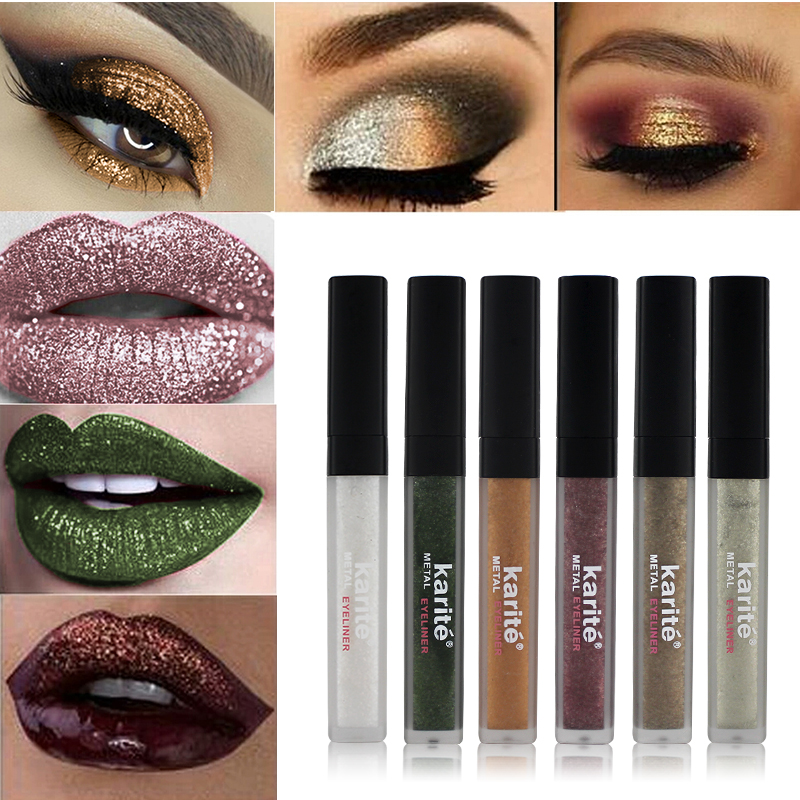 Kiss And Makeup Store: Aliexpress.com : Buy 3PCS/SET Kiss Beauty Metals Liquid