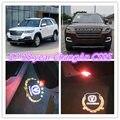 ChangAn CS95 Auto gewidmet willkommen lichter  tür lichter änderung  tür projektion lampe  2 teile/los-in Kolben  Ringe  Stäbe & Teile aus Kraftfahrzeuge und Motorräder bei