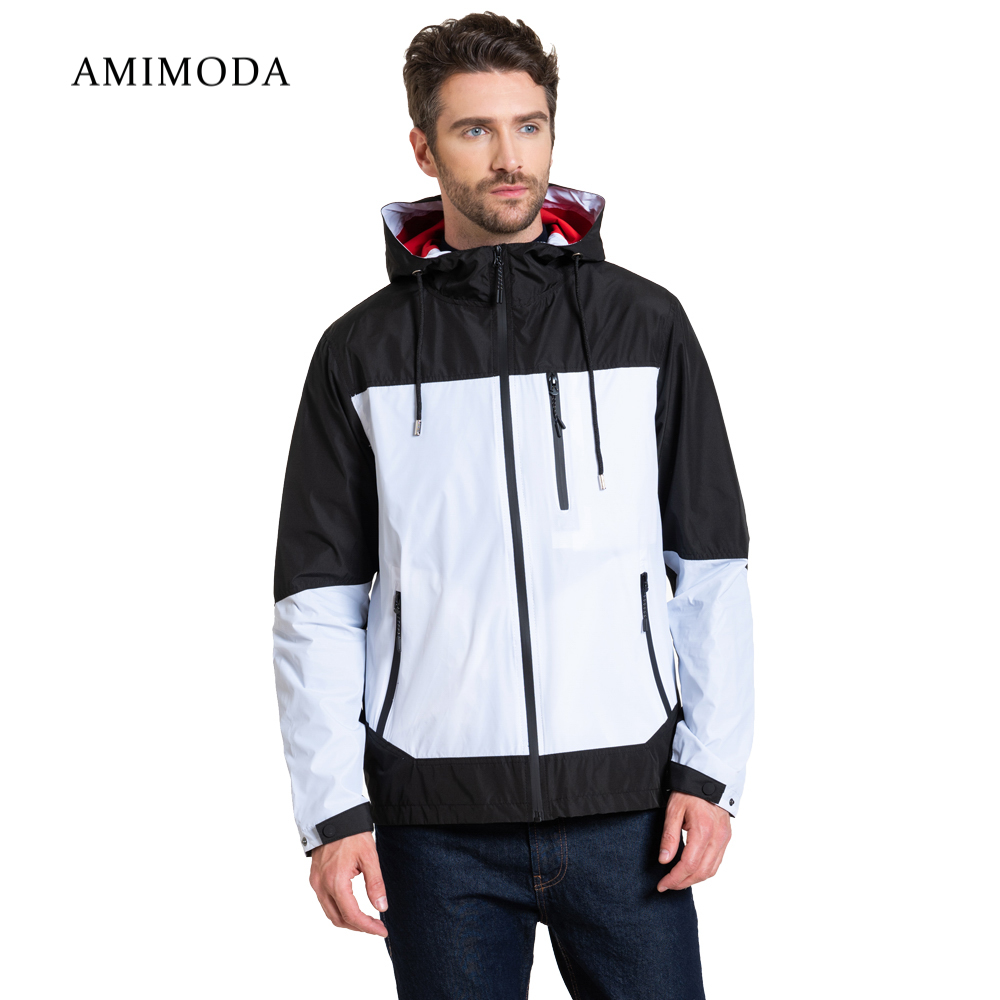 Jackets Amimoda 10023-0199 Men\'s Clothing windbreakers for men cloak jacket coat parkas hooded jackets amimoda 10013 0208 men s clothing windbreakers for men cloak jacket coat parkas hooded