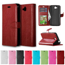 Flip Case for HUAWEI Y6 Pro Y 6 Y6Pro TIT-U02 TIT-L01 Case Phone Leather Cover for Huawei Honor 4C Pro TIT L01 U02 Honor4C Pro(China)