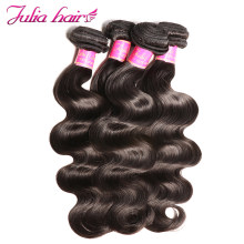 Ali Julia Hair Peruvian Body Wave Human Hair Bundles 8-30 Inches Bundles Weft Remy Hair 1Pc 3Pcs 4Pcs USA Domestic Return(China)