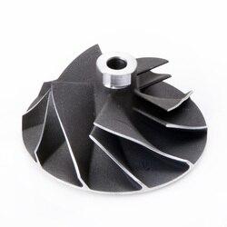 Kinugawa Turbo koło sprężarki 37.2/54mm dla TOYOTA Soarer Supra CT12A 1JZ GTE twin Turbo 17201 46010|wheels wheel|wheels forwheel compressor -