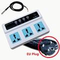 UE/EE.UU./REINO UNIDO/AU Enchufe GSM Teléfono Móvil Zócalo Teledirigido SC3-GSMT control de temperatura + calendario 7x24 horas