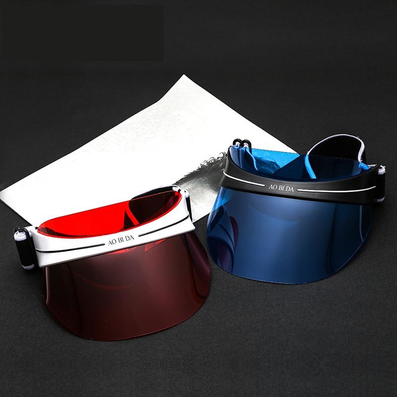e81fd0729c4 2019 New Arrival High Quality Custom Protective Outdoor Women Men Summer  windshield Sun Shade Hat Anti