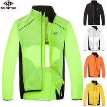 2017 impermeable camisetas de ciclismo capa de lluvia ciclismo viento abrigo/clothing windcoat bicicleta mtb bicicleta de ciclo a prueba de viento impermeable