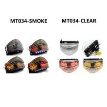 For Honda CBR 600 F4i 600FS Motorcycle LED Tail Light Turning Singal Light Stop Lamp Brake Light цена и фото