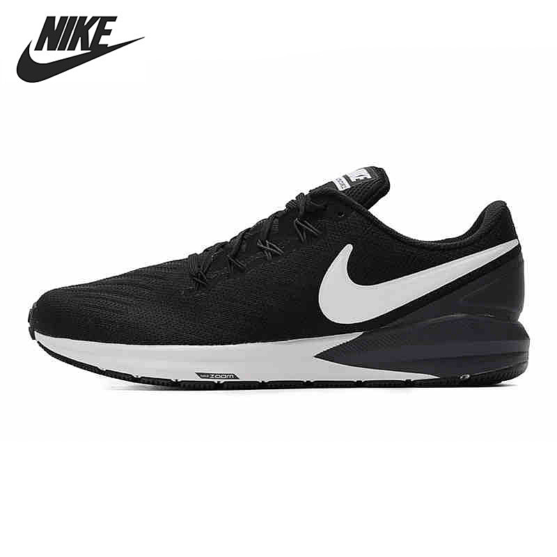 US $138.6 30% OFF|Original New Arrival NIKE AIR ZOOM STRUCTURE 22 Men's Running Shoes Sneakers in Running Shoes from Sports & Entertainment on