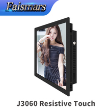 Faismars 12.1 inch touch screen panel pc with Resistive touch J3060 CPU all  in one PC for industrial fa5e4f16f8dc