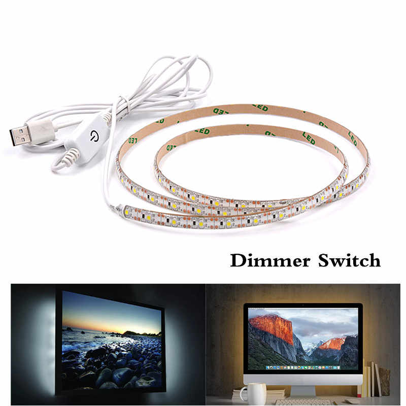 Detail Feedback Questions about LED Strip USB SMD3528 Lights 50CM 1M