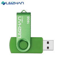 Panas 64GB Flash Drive USB Pen Drive 32GB 16GB 8GB 4GB Flashdisk USB 2.0 Drive flashdisk Laptop Flash Disk Drive Langsung USB Kunci Hijau(China)